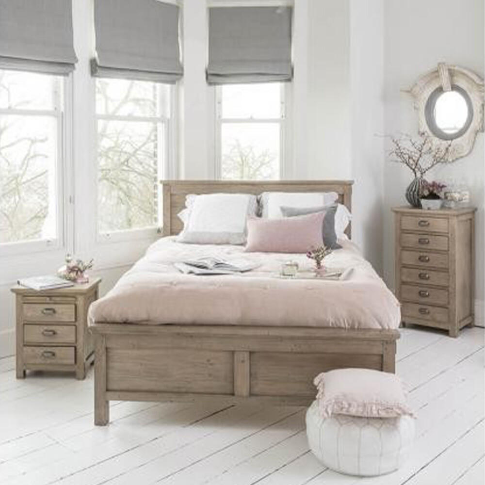 Homestead Pine Double bed