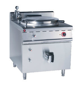 ELECTRIC BOILING PAN-INDIRECT HEATING