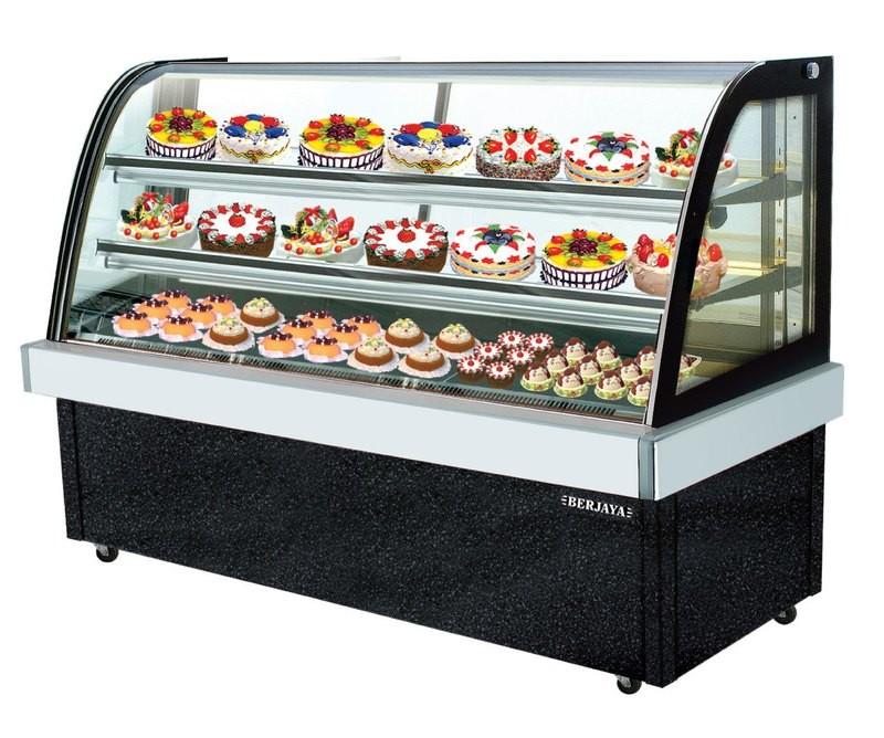 Bakery Display Chiller (2 Tier)