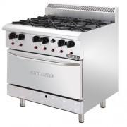 S/S Deluxe Range Oven