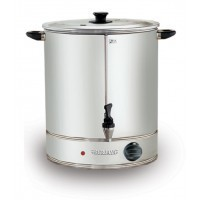 S/S electric water urn with heater