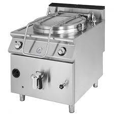 ELECTRIC BOILING PAN- DIRECT HEATING- AUTOCLAVE