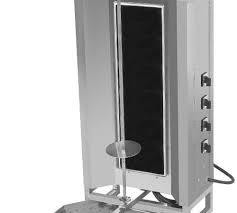 DONER GRILL W/ ELECTRIC & GLASS