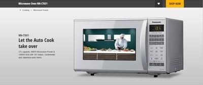 Microwave Oven NN-CT651
