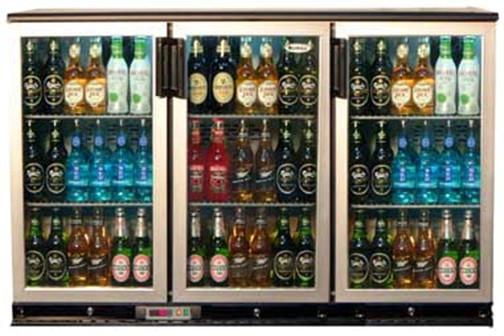 Bar cooler