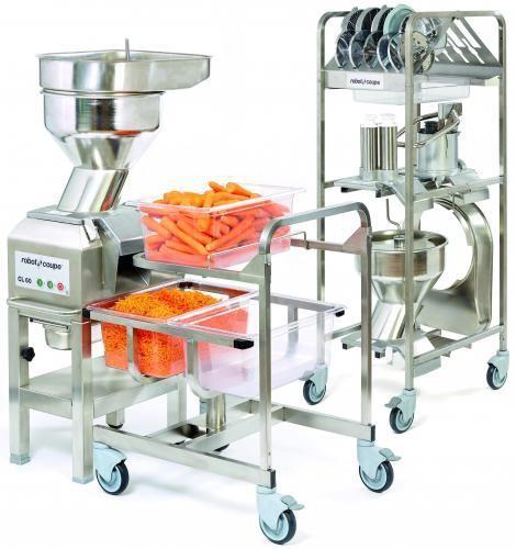 VEGETABLE PREPARATION MACHINE CL60E