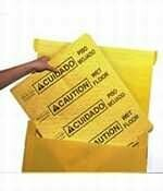 FG425200YEL OVER THE SPILL STATION PADS LARGE YELLOW 12PK/CS SOLD BY CASE ONLY