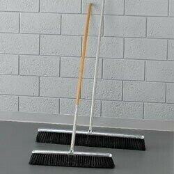 231240 BRUSH FLOOR NO HANDLE 24