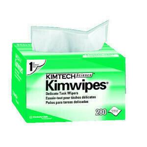 34155-30 WIPERS KIMWIPES 280/BX-60BX/CASE POP UP BOX