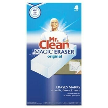 82027CT MR CLEAN ERASER PADS ALL PURPOSE 24/CS SOLD BY CASE ONLY
