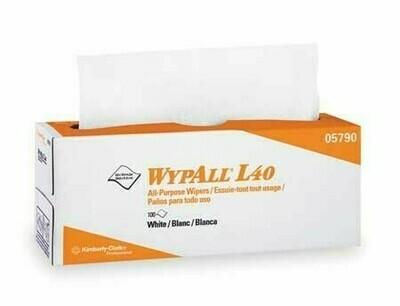 5790-10 WYPALL + 9BX/100 WHITE 9.8
