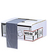 FG501188GRAY LINERS 55GL 100/CS GRAY
