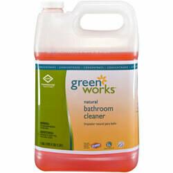 30421 GREENWORKS BATHROOM CLEANER 2X128OZ SOLD BY CASE