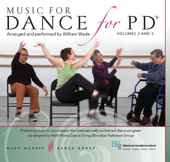 Music for Dance for PD® Volumes 2/3 (Download)