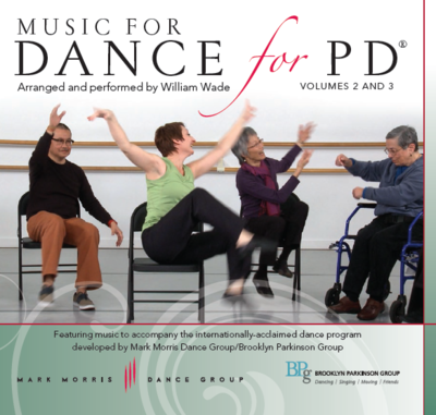 Music for Dance for PD® Volumes 2 and 3
