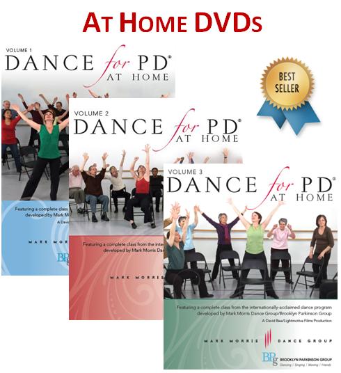 At Home DVD Bundle - 3 discs