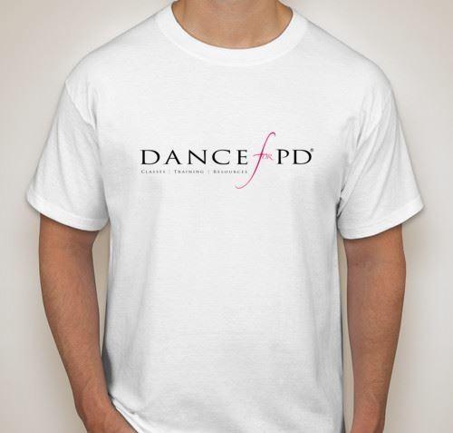 Dance for PD T-shirt