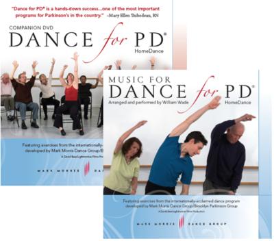 Dance for PD HomeDance Dance Kit