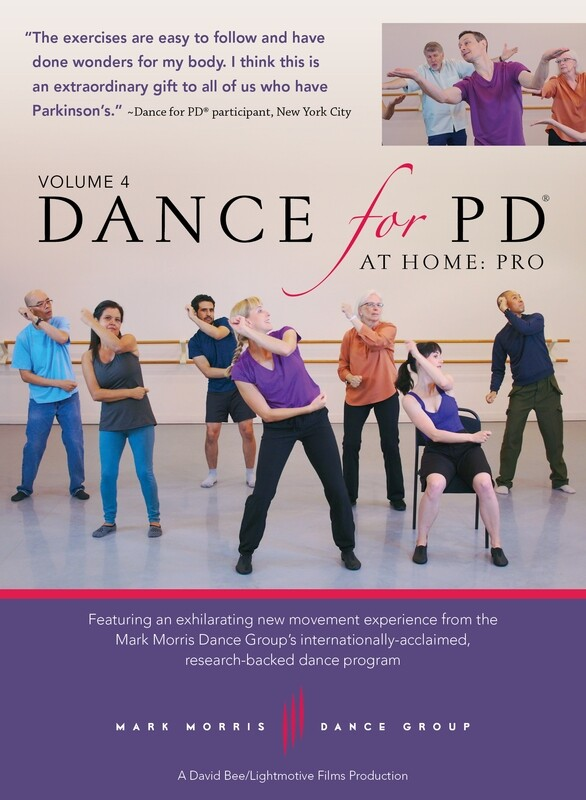 Dance for PD® At Home Volume 4: PRO - DVD