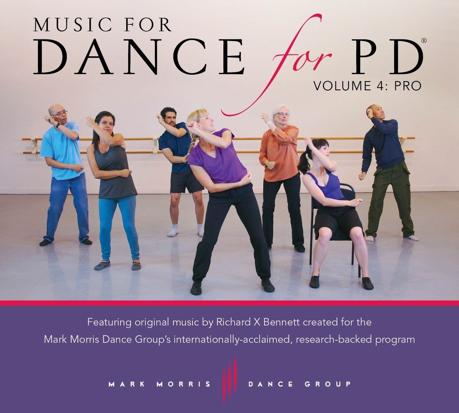 Music for Dance for PD® Volume 4 (Download)