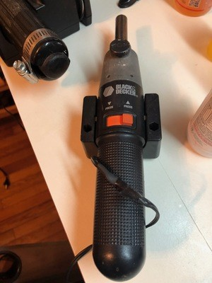 Electric Screwdriver with Charger