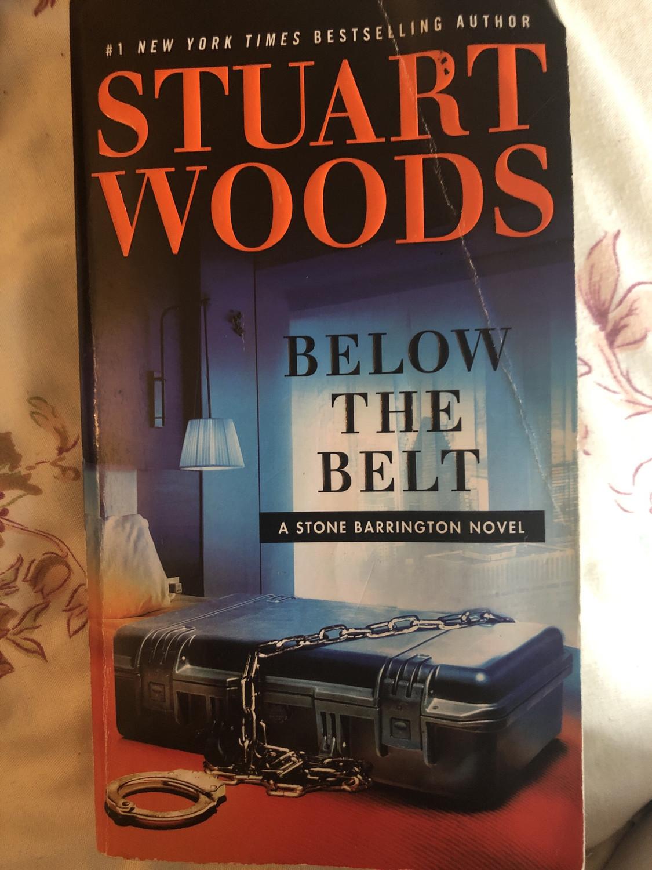 Below The Belt Stuart Woods