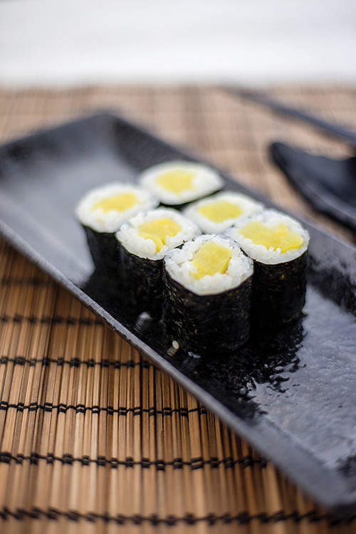 Oshinko Roll