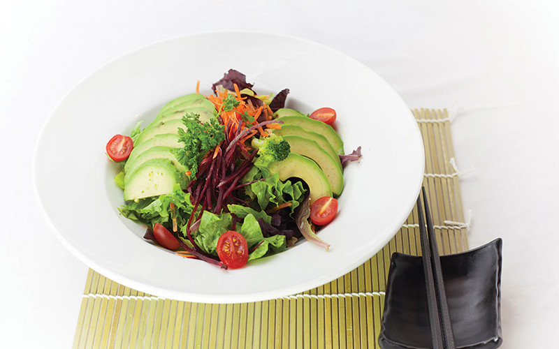 Avocado Salad full