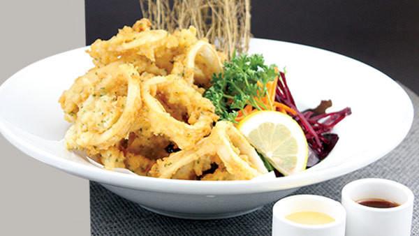 Calamari (Karaage)