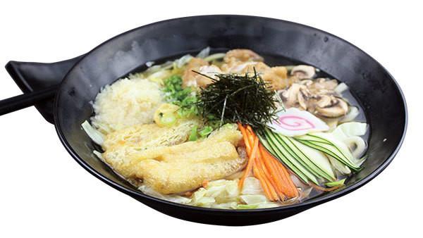Chicken Udon
