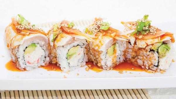 Awesome Tataki Roll