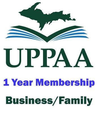 UPPAA 1 Year membership - Business or Family