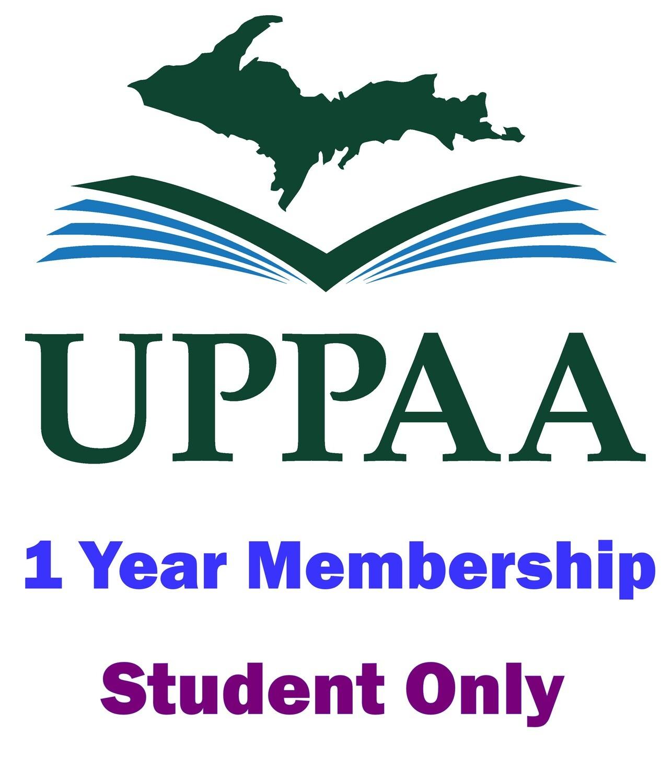 UPPAA 1 Year membership - Student