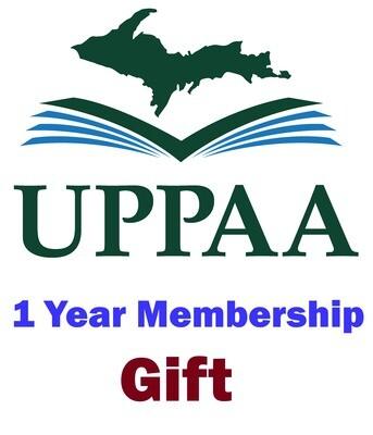 UPPAA 1 Year GIFT membership - Individual