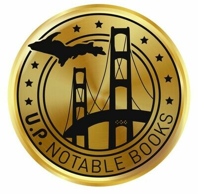 UP Notable Books -- 200 count Metallic Foil Seals
