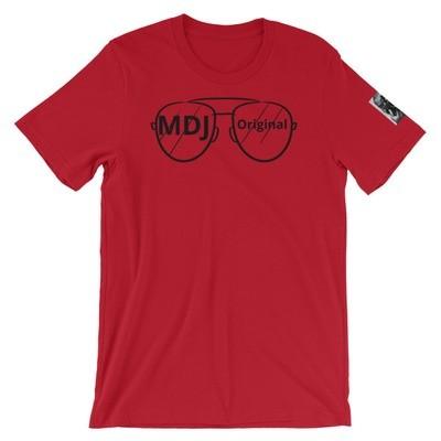 MDJ signature logo tee