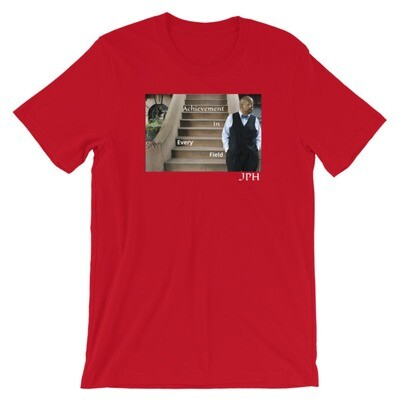 JPH Over Achiever Kappa Exclusive Tee  Short-Sleeve T-Shirt {For members of Kappa Alpha Psi only!!}