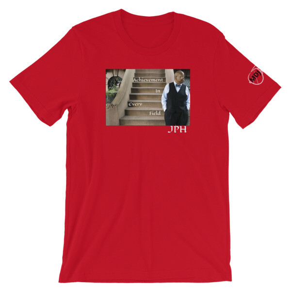 JPH Over Achiever Tee (Non-Members of Kappa Alpha Psi Version)