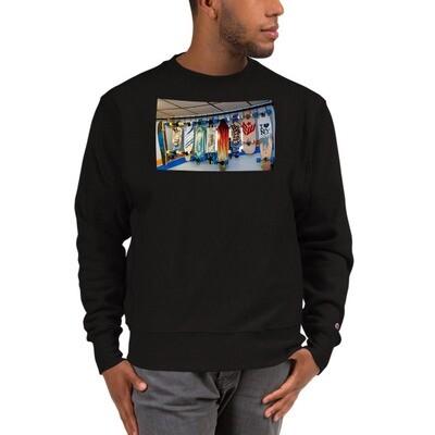 MDJoriginal Skate Club  Champion Sweatshirt