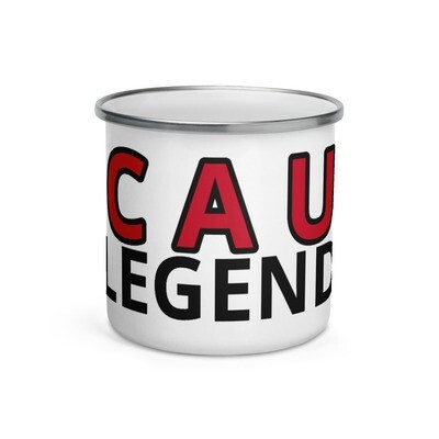 90's Legend Enamel Mug