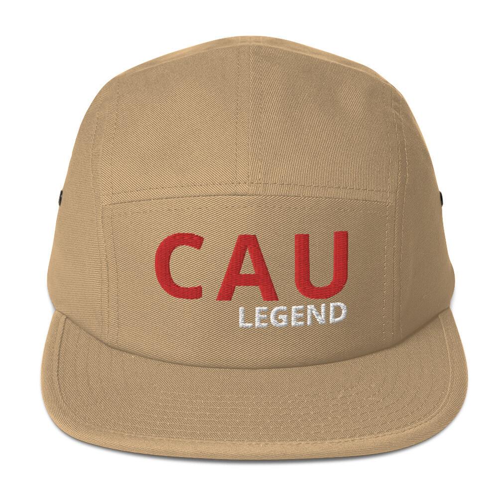 CAU Legend Light Five Panel Cap