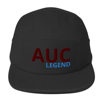 AUC Legend Five Panel Cap