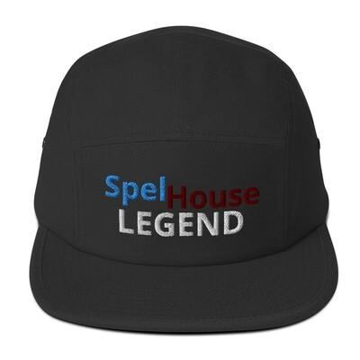 SP/H Legend Five Panel Cap