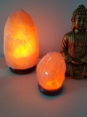 Himalayan salt lamps 🧡 (cannot be shipped internationally)
