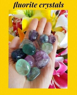 Crystal tumblestone range 💎 (priced per crystal)