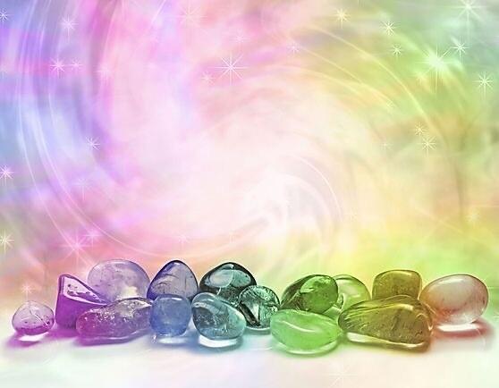 Distance Crystal Healing