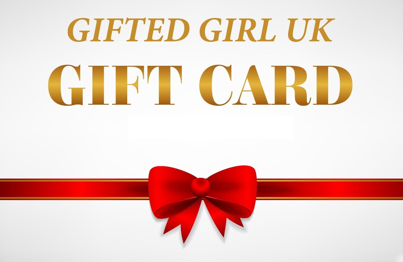 Gifted Girl UK E-Gift Card