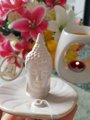 Buddha incense stick & incense cone burner🙏🏼