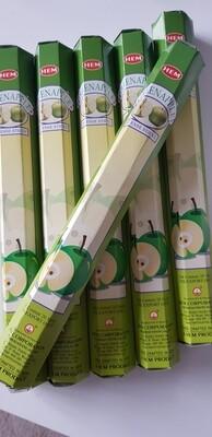 Apple fragrance incense sticks (20 pack)