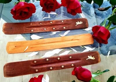 Incense holder (wooden)